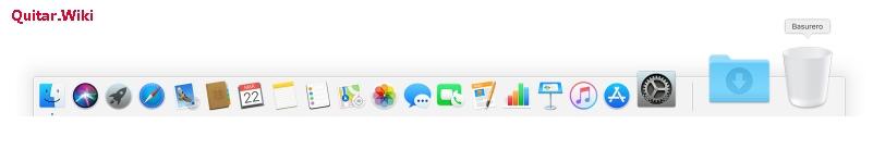 Eliminar programas en MAC con Finder
