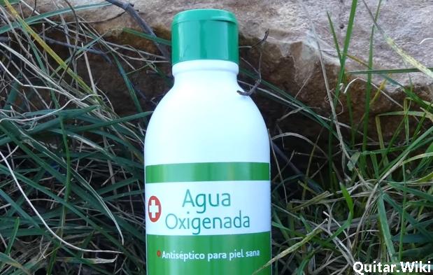 Eliminar tapon de oido con agua oxigenada